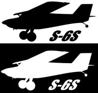 RANS S-6 Sticker
