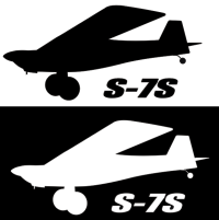 RANS S-7 Sticker