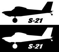 RANS S-21 Sticker